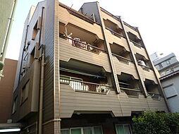 東京都北区王子本町1丁目の賃貸マンションの外観