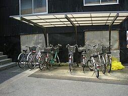パークハイツ江尻[3階]の外観