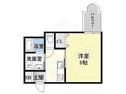細井川駅 5.1万円