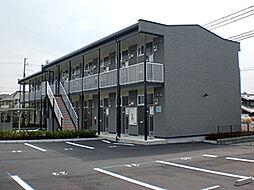 兵庫県神戸市西区岩岡町西脇の賃貸アパートの外観