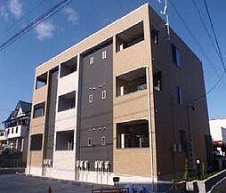 愛知県名古屋市中川区川前町の賃貸アパートの外観