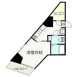 クリエイトスペース大塚[9階]の間取り