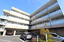 埼玉県八潮市大字大瀬の賃貸マンションの外観