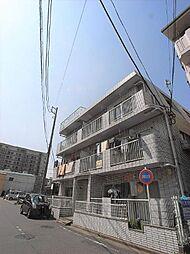 埼玉県入間郡三芳町みよし台の賃貸マンションの外観