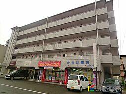 福岡県糟屋郡篠栗町尾仲の賃貸マンションの外観