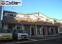 [タウンハウス] 愛知県江南市赤童子町福住 の賃貸【/】の外観