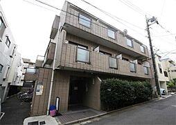 東京都大田区南馬込6丁目の賃貸マンションの外観