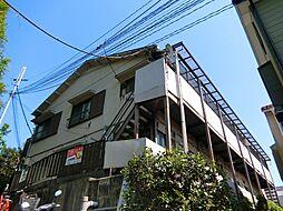 平野アパート[104号室]の外観