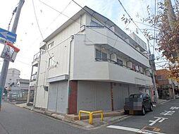 綾之町コーポ[3階]の外観