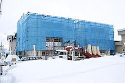 新築 Agreable[203号室]の外観
