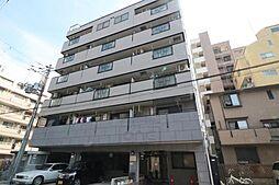 玄関堂マンション[3階]の外観