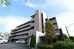 兵庫県伊丹市千僧2丁目の賃貸マンションの外観