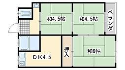 鶴原駅 3.7万円