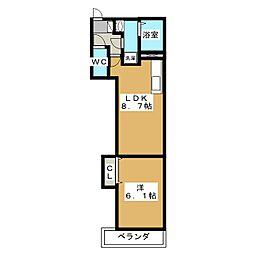 東寺駅 7.9万円
