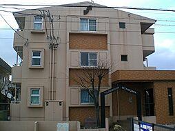 愛知県稲沢市小沢4丁目の賃貸マンションの外観