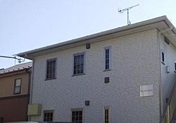 神奈川県茅ヶ崎市松林2丁目の賃貸アパートの外観