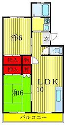 六実駅 4.5万円