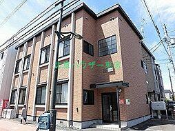 北海道札幌市東区北四十二条東2丁目の賃貸アパートの外観