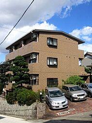 愛知県名古屋市千種区鹿子町4丁目の賃貸マンションの外観