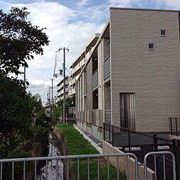 兵庫県高砂市竜山1丁目の賃貸アパートの外観