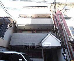 京都府京都市東山区弓矢町の賃貸マンションの外観