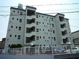 大阪府大阪狭山市半田1丁目の賃貸マンションの外観