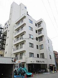 北海道札幌市北区北四十条西5丁目の賃貸マンションの外観