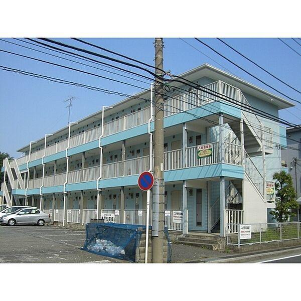 パルリバーサイドI 2階の賃貸【神奈川県 / 横浜市戸塚区】