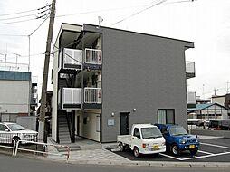 神奈川県海老名市門沢橋6丁目の賃貸マンションの外観