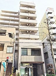神奈川県川崎市川崎区小川町の賃貸マンションの外観
