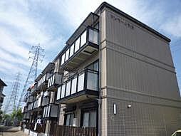 大阪府高槻市高垣町の賃貸マンションの外観