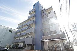愛知県名古屋市天白区平針2丁目の賃貸マンションの外観