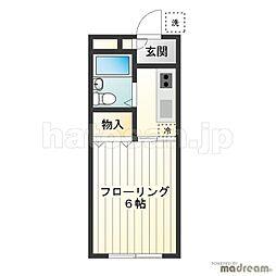京王八王子駅 3.8万円