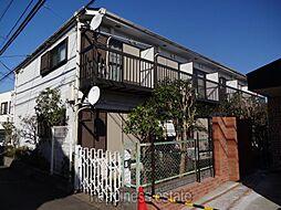 島田ハイツ[2階]の外観