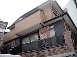 長崎県長崎市西町の賃貸アパートの外観