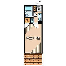 エディット21[1階]の間取り