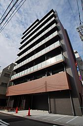 神奈川県川崎市川崎区榎町の賃貸マンションの外観