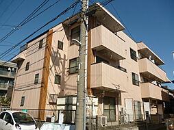 矢島ハイツ[2階]の外観