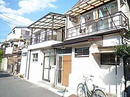 [テラスハウス] 大阪府茨木市中津町 の賃貸【/】の外観