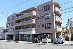 静岡県三島市の賃貸マンションの外観