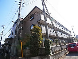 千葉県鎌ケ谷市北初富の賃貸マンションの外観