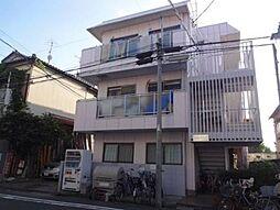 神奈川県川崎市川崎区浅田2丁目の賃貸マンションの外観