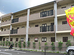 スクエア西賀茂[3階]の外観