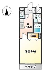 トランジション[2階]の間取り
