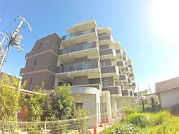 兵庫県宝塚市山本東3丁目の賃貸マンションの外観