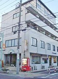 埼玉県草加市松原5丁目の賃貸マンションの外観