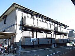 クラインベルクA棟[1階]の外観