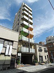 東京都台東区三筋2丁目の賃貸マンションの外観