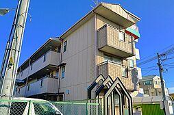 サニーコート西大寺[3階]の外観