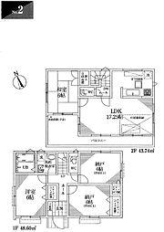 さいたま市南区鹿手袋第4期 新築住宅 全2棟